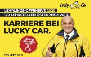 Lucky Car Lehrlingsoffensive 2020